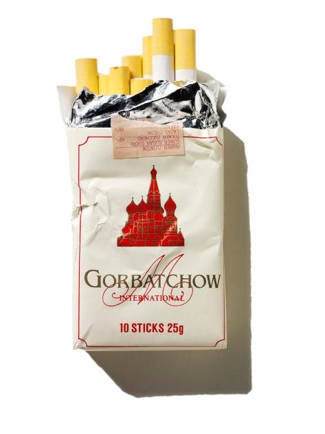 Gorbatchow Choklad