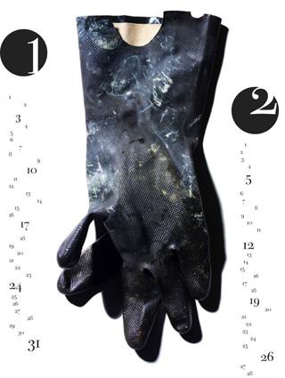 Handske till kalender-1B